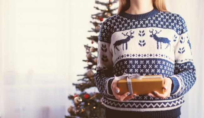 Suéter de Natal